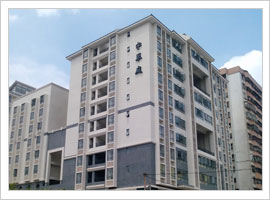 Cuiting community No. 45 Dongxia Rd., Foshan